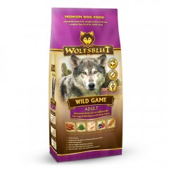 Wolfsblut Wild Game ADULT - WILDVOGEL