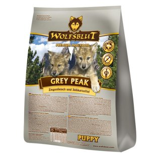 Wolfsblut Grey Peak PUPPY - ZIEGE