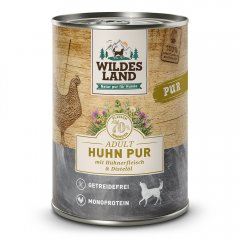 Wildes Land Nr.09 Huhn PUR