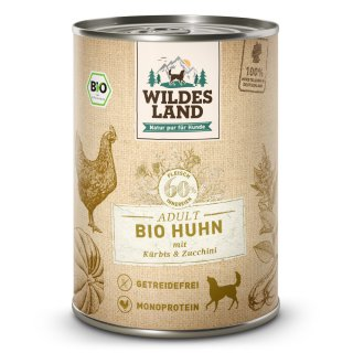 Wildes Land Nr.02 BIO Huhn