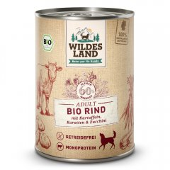 Wildes Land Nr.04 BIO Rind
