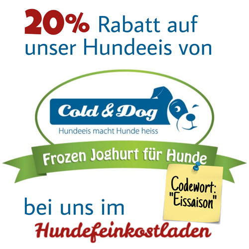 Frozen Joghurt von Cold & Dog
